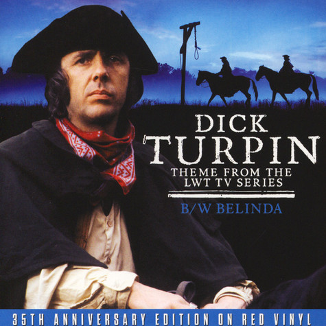 Denis King & His Orchestra - Theme From Dick Turpin Red Vinyl Edition