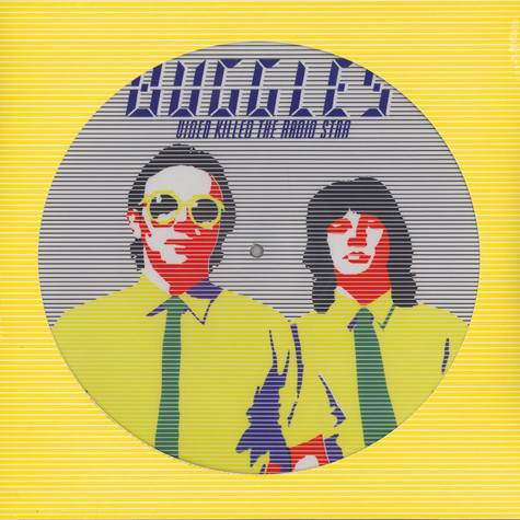 Buggles, The - Video Killed The Radio Star Picture Disc Edition