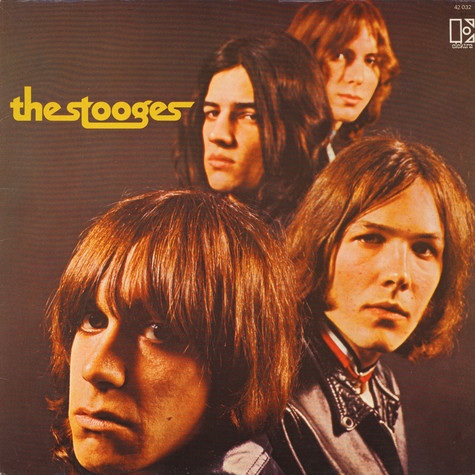 Stooges,The - The Stooges