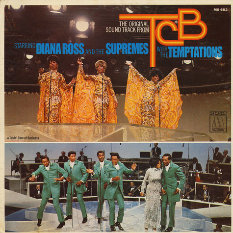 Diana Ross And The Supremes With The Temptations Tcb