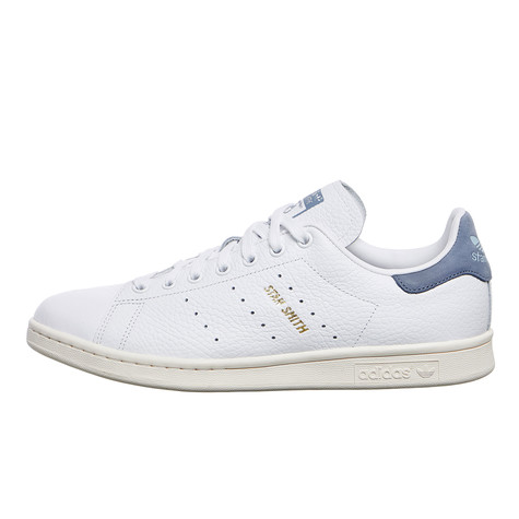 bcf1a95b743 adidas - Stan Smith (Footwear White   Footwear White   Tactile Blue ...