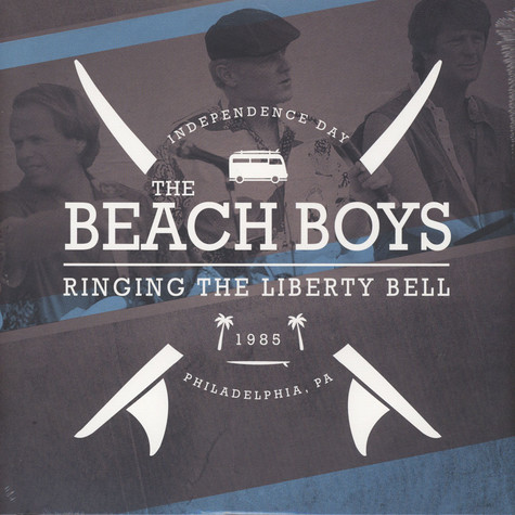 Beach Boys, The - Ringing The Liberty Bell 1985 Philly