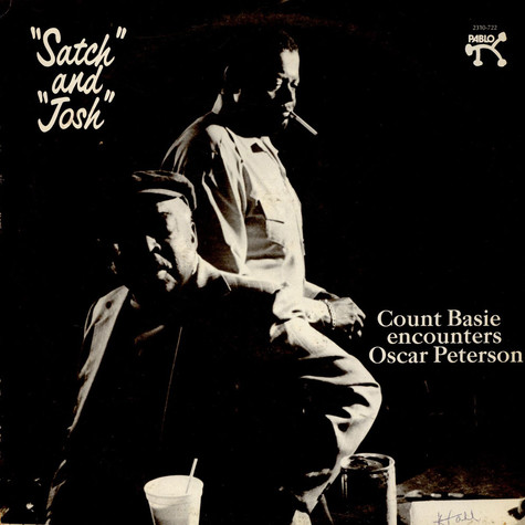 """Oscar Peterson And Count Basie - """"Satch"""" And """"Josh"""""""