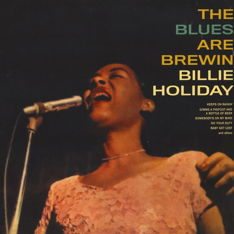 Billie Holiday - The Blues Are Brewin'