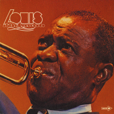 Louis Armstrong - Louis At The Crescendo