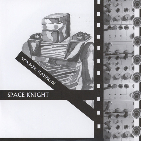 Space Knight - Vox Boss Staying In