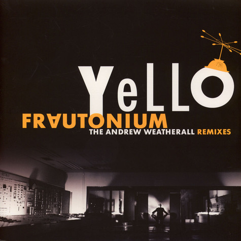 Yello - Frautonium Andrew Weatherall Remixes