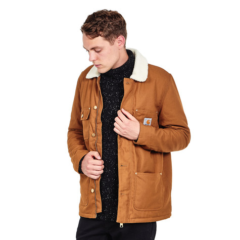 "Carhartt WIP - Fairmount Coat ""Patterson"" Canvas, 8.7 oz"