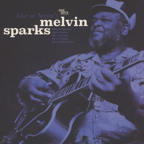 Melvin Sparks - Live At Nectar's