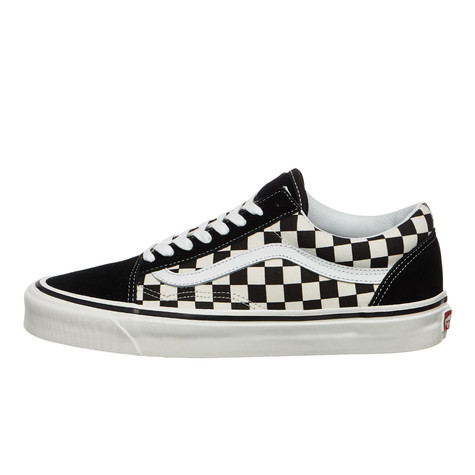 Vans - Old Skool 36 DX (Anaheim Factory) (Black Check)  82a329f6979