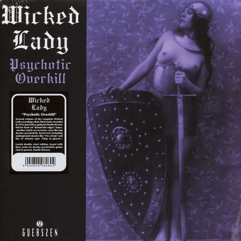 Wicked Lady - Psychotic Overkill