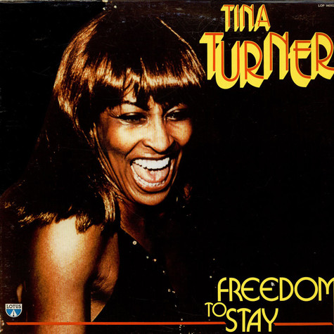 Tina Turner - Freedom To Stay