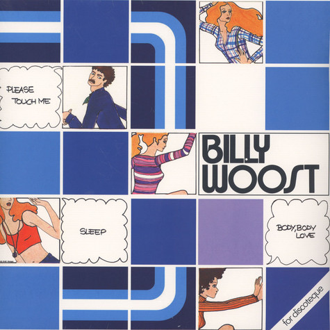 Billy Woost - Body Body Love