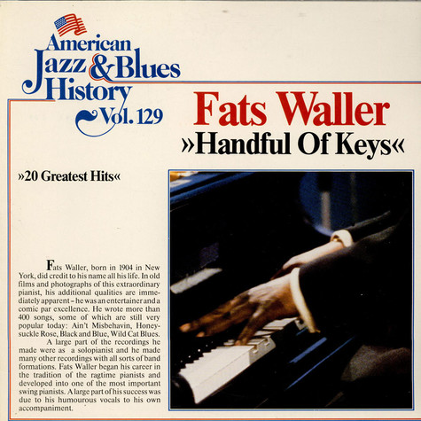 Fats Waller - Handful Of Keys