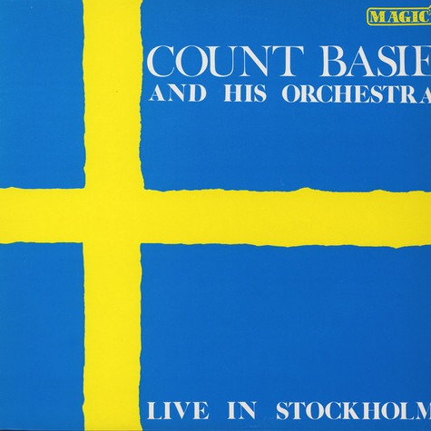 Count Basie And His Orchestra - Live In Stockholm