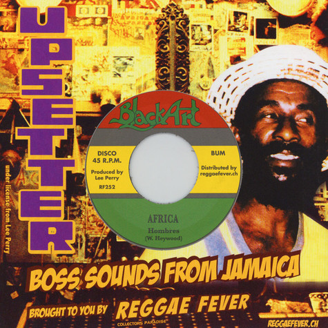 Hombres, The / Upsetters, The - Africa
