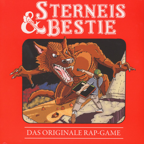 Sterneis & Bestie - Das Originale Rap-Game