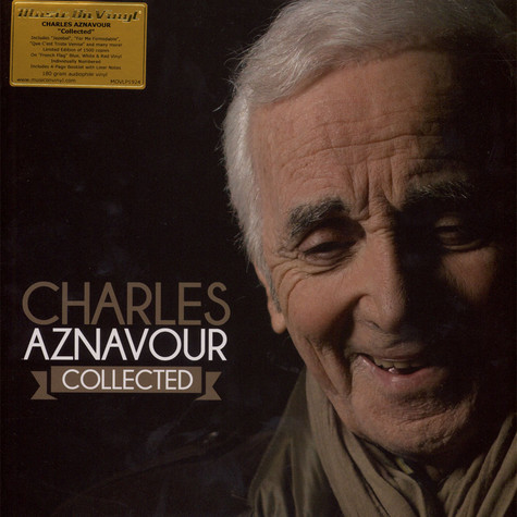 Charles Aznavour - Collected Colored Vinyl Edition