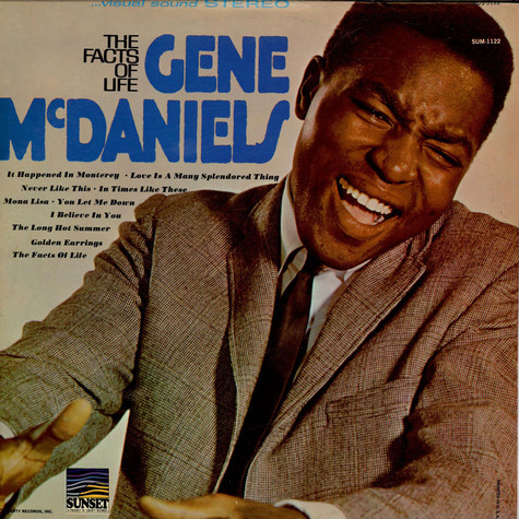 Gene McDaniels - The Facts Of Life