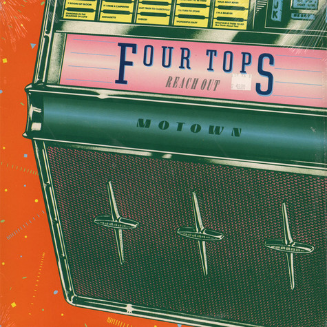 Four Tops - Reach Out