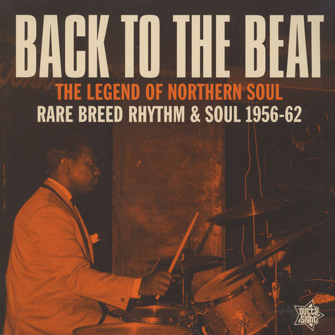 V.A. - Back To The Beat / Rare Breed Rhythm & Soul 1956-62