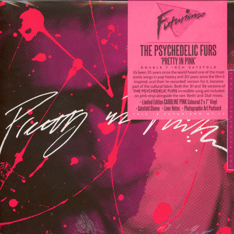 Psychedelic Furs, The - Pretty In Pink