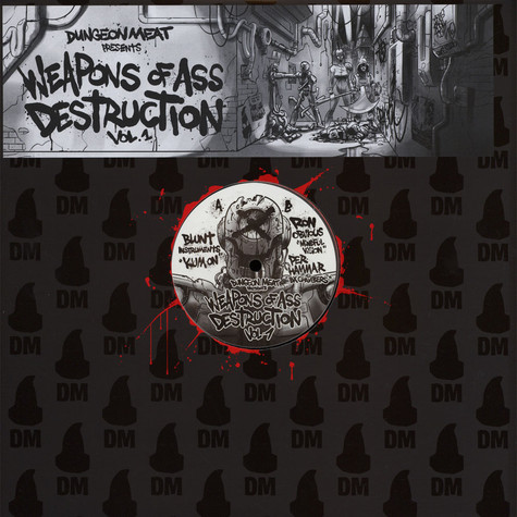 V.A. - Weapons Of Ass Destruction Volume 1