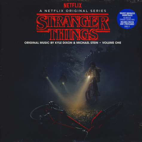 Kyle Dixon & Michael Stein - OST Stranger Things Collector's Edition Volume 1