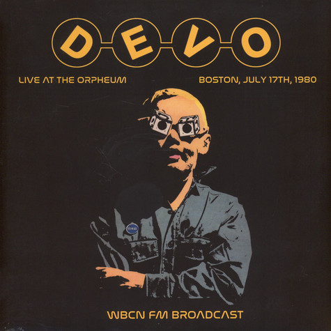 Devo - Live At The Orpheum Boston 1980 - FM Radio Broadcast