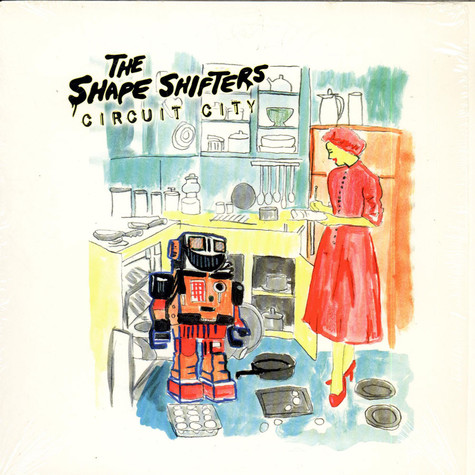 The Shape Shifters - Circuit City