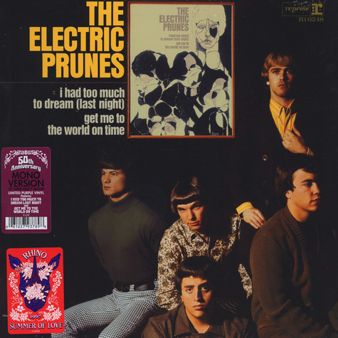 Electric Prunes, The - The Electric Prunes Purple Vinyl Summer Of Love Edtion