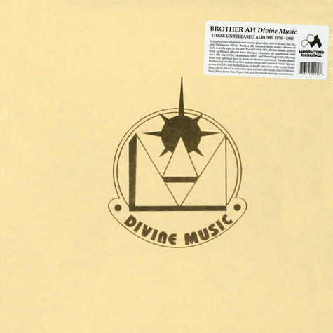 Brother Ah - Divine Music