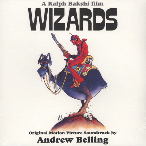 Andrew Belling - OST Wizards