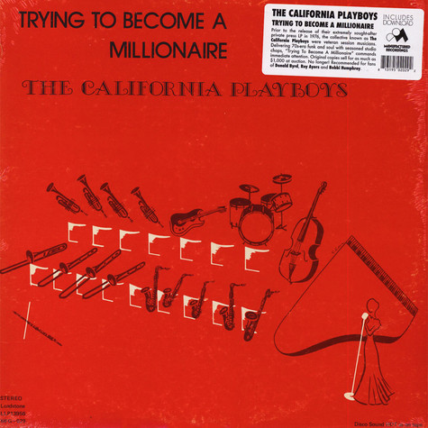 California Playboys, The - Trying To Become A Millionaire