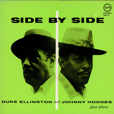 Duke Ellington & Johnny Hodges - Side By Side