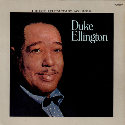 Duke Ellington - The Bethlehem Years, Volume II