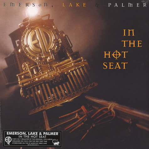 Emerson, Lake & Palmer - In The Hot Seat Remastered Edition