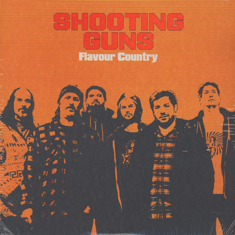 Shooting Guns - Flavour Country