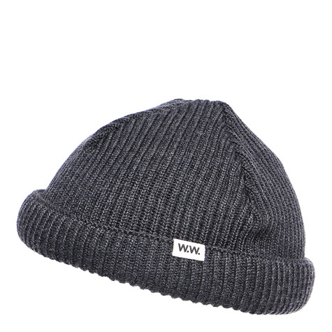 59e9726b1 Wood Wood - Daci Ribbed Beanie