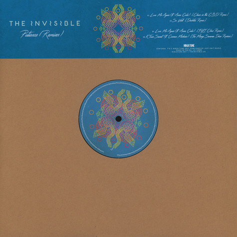 Invisible, The - Patience Remixes