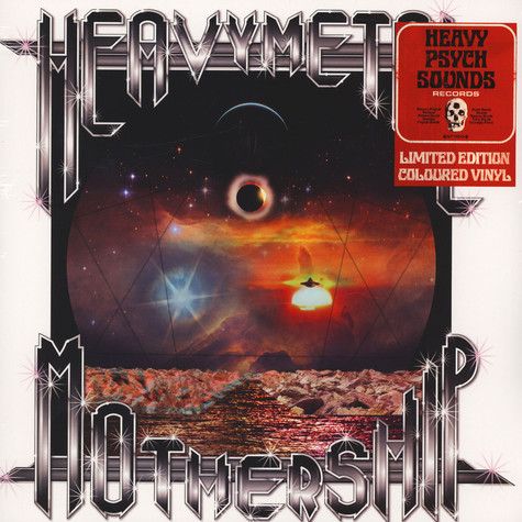 Turn Me On Dead Man - Heavymetal Mothership Colored Vinyl Edition
