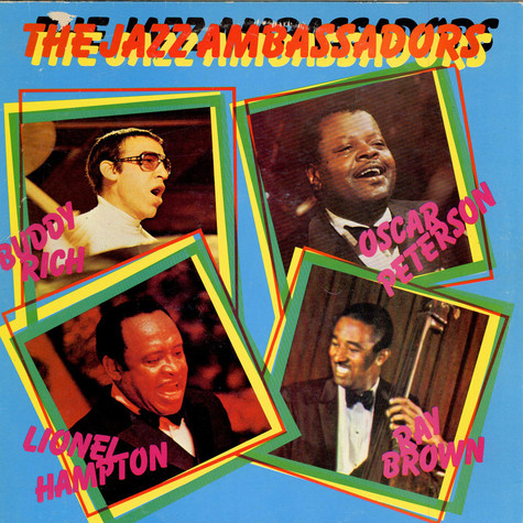 V.A. - The Jazz Ambassadors