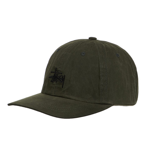 Stüssy - Wax Cotton Low Pro Cap
