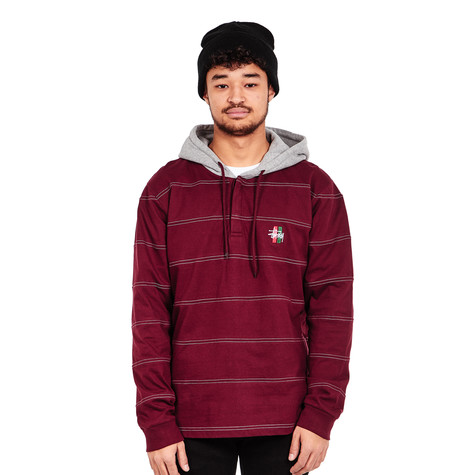 Stüssy - Hooded Heavy Jersey