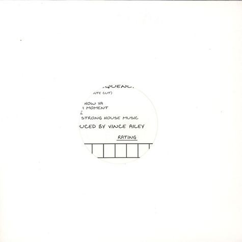 Vince Ailey - Frequency Sweep E.P.