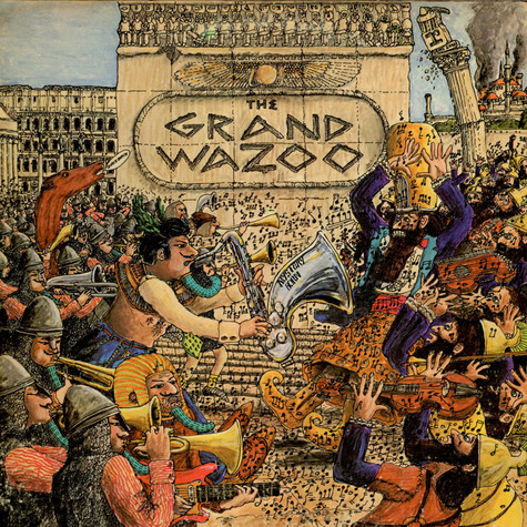 Mothers, The - The Grand Wazoo