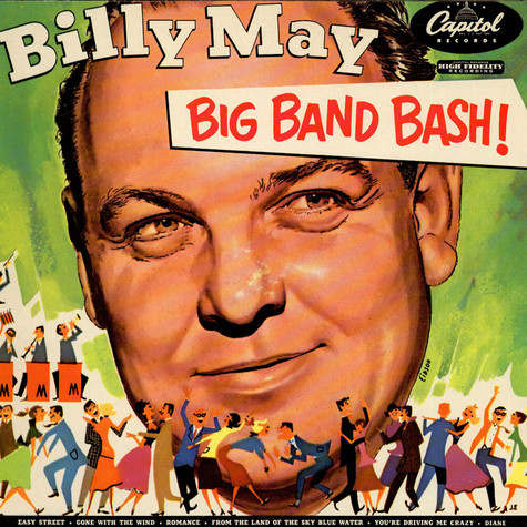 Billy May And His Orchestra - Big Band Bash