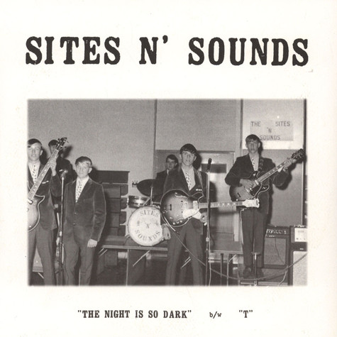 Sites n' Sounds - The Night Is So Dark EP
