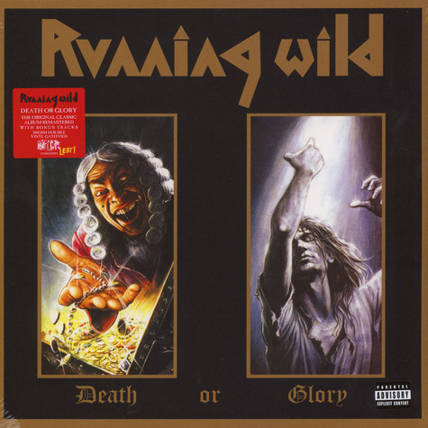 Running Wild - Death Or Glory Remastered Edition