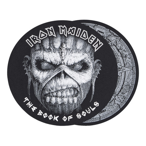 Iron Maiden - The Book Of Souls Slipmat